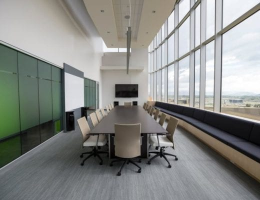 Meeting room for 16 people