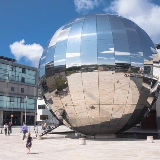 Planetarium in Bristol