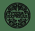 Pizza Express logo.